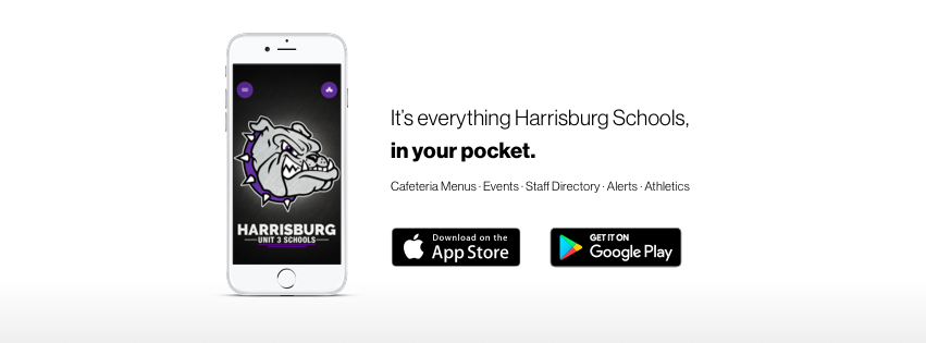 Download the Harrisburg Bulldog App to stay up-to-date