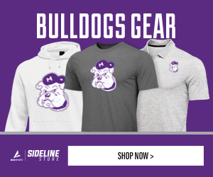 Be sure to check out HHS's Sideline Store for all your Bulldog Gear!