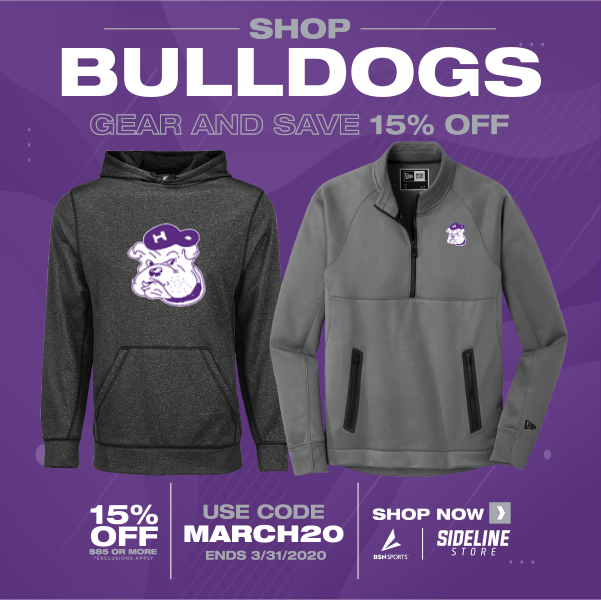 Bulldog Sweatshirts