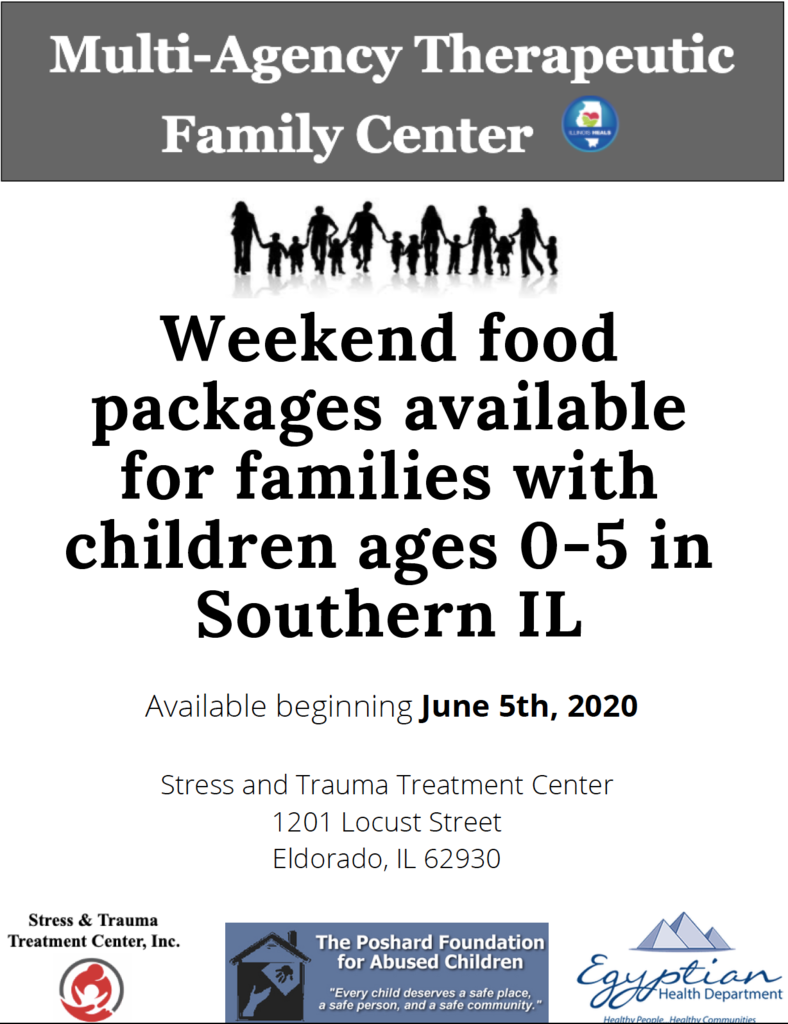 weekend food packages flyer