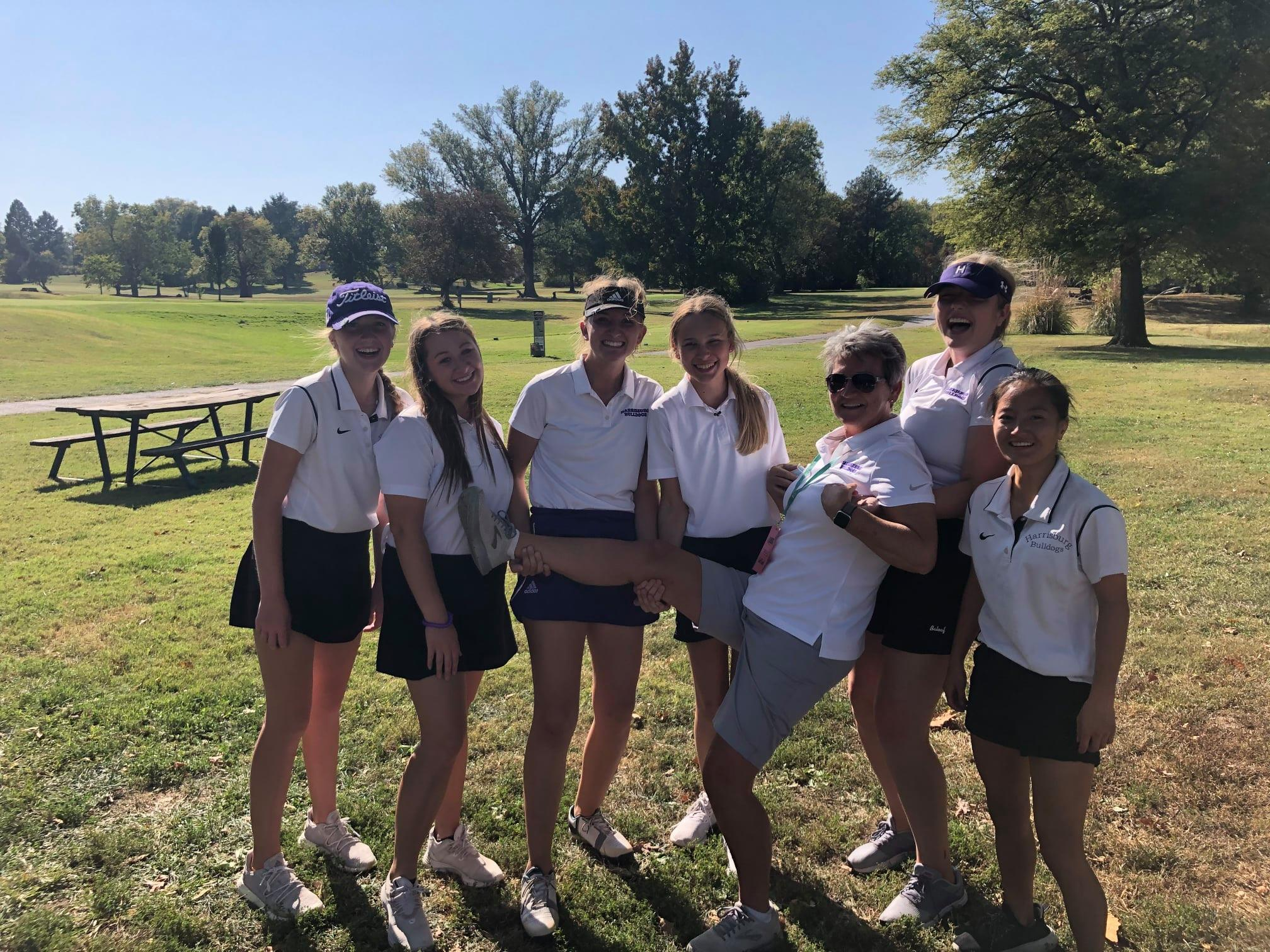 Girls Golf 2020